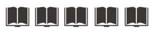 5 Bücher