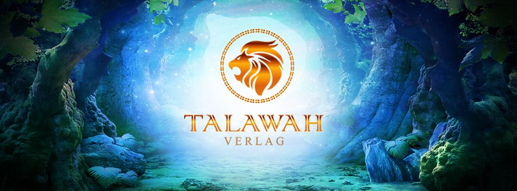 Das Banner vom Talawah Verlag