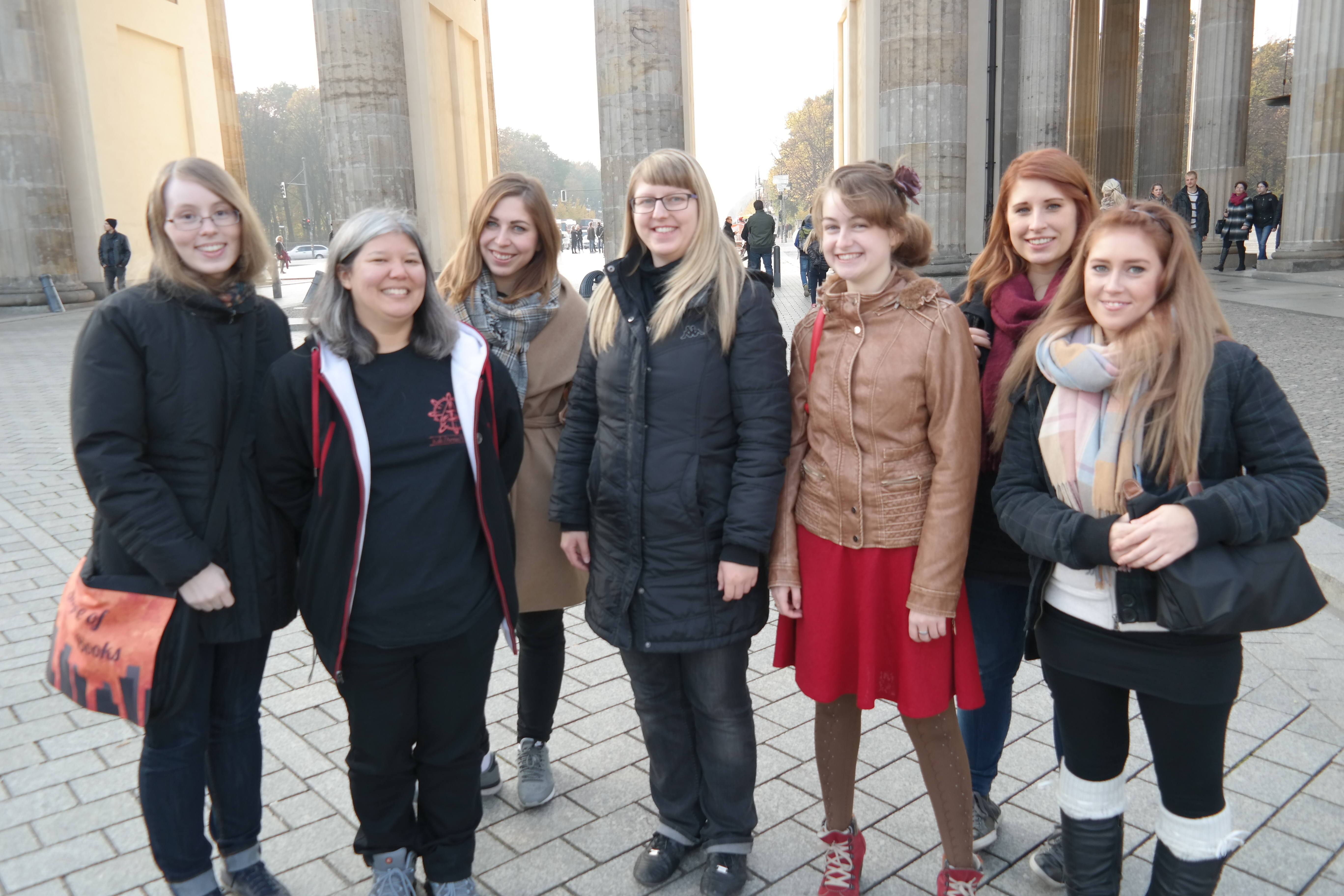 Berlin Brandenburger Tor Julie Kagawa
