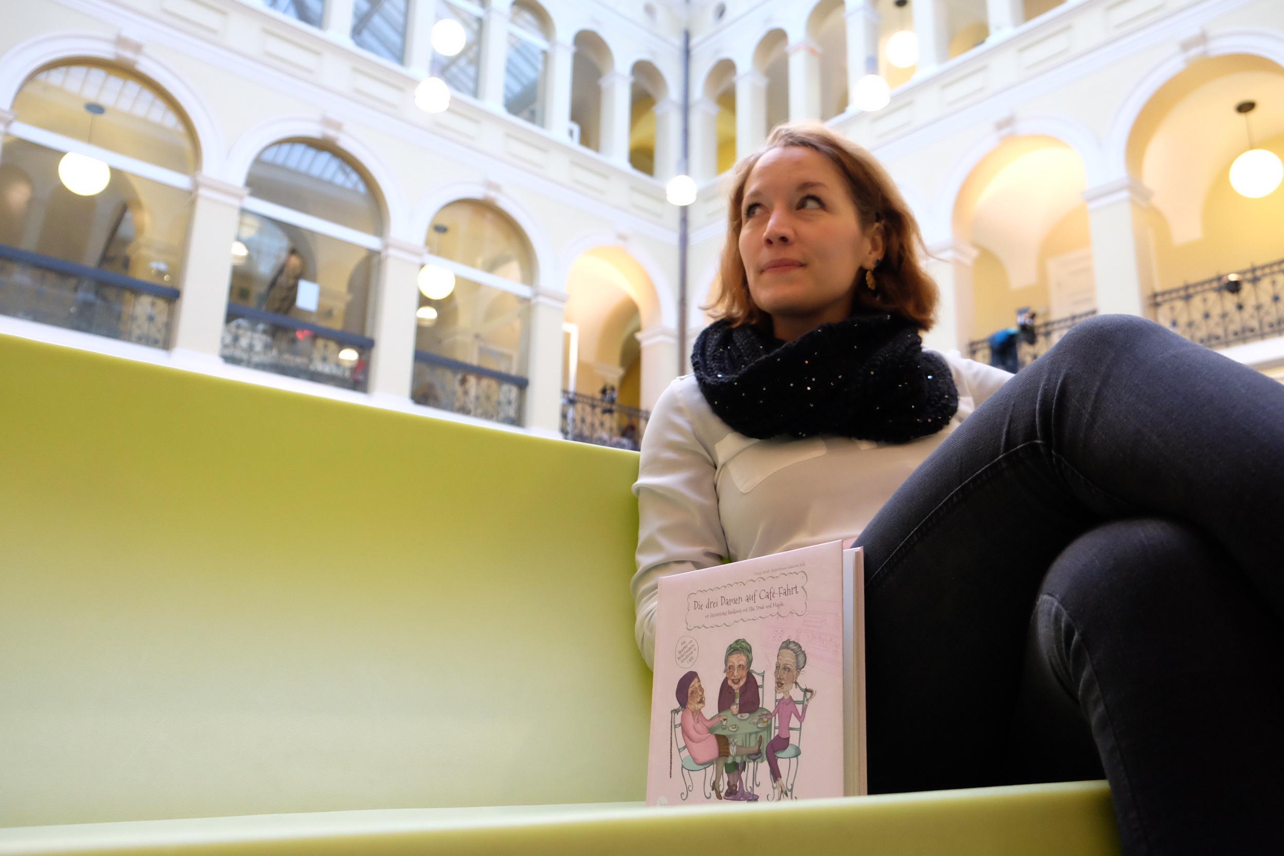 Autorin Svenja Hirsch