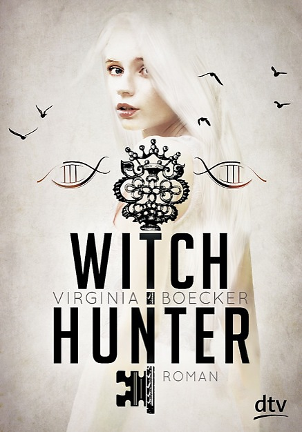 Witch Hunter Virginia Boecker