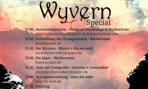 Wyvern Release Party