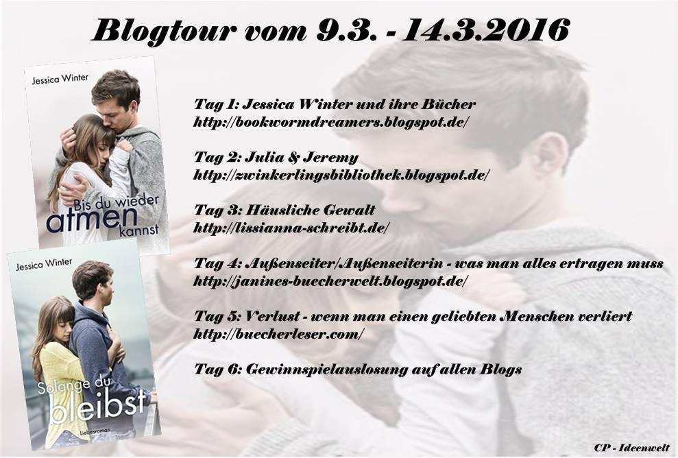 Blogtour Jessica Winter