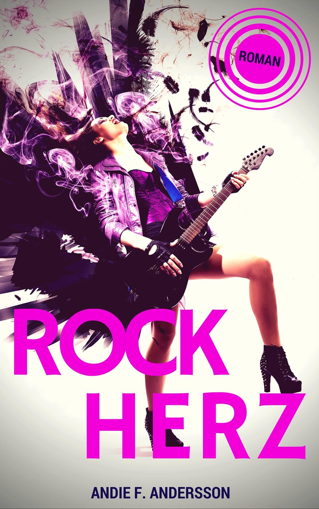 Rockherz von Andie F. Andersson
