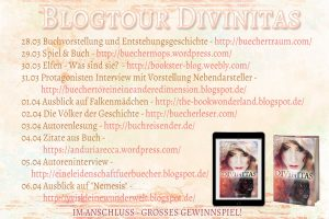 Blogtour Divinitas