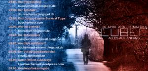 Blogtour Cuber
