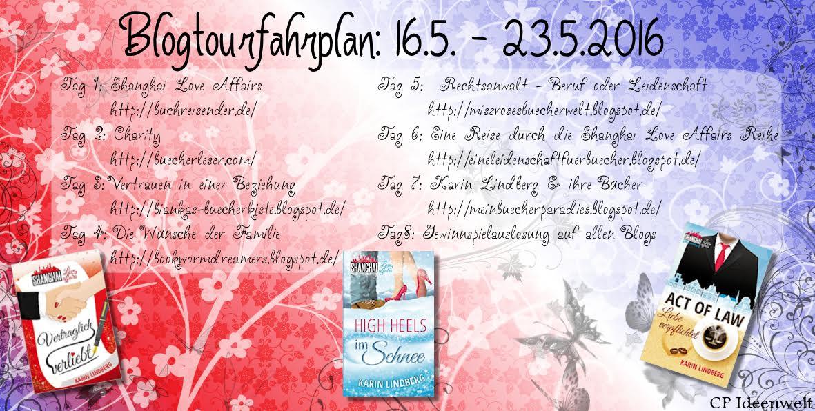 Banner Shanghai Love Affairs