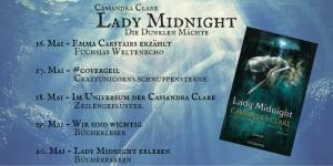 Blogotur Lady Midnight Cassandra Clare