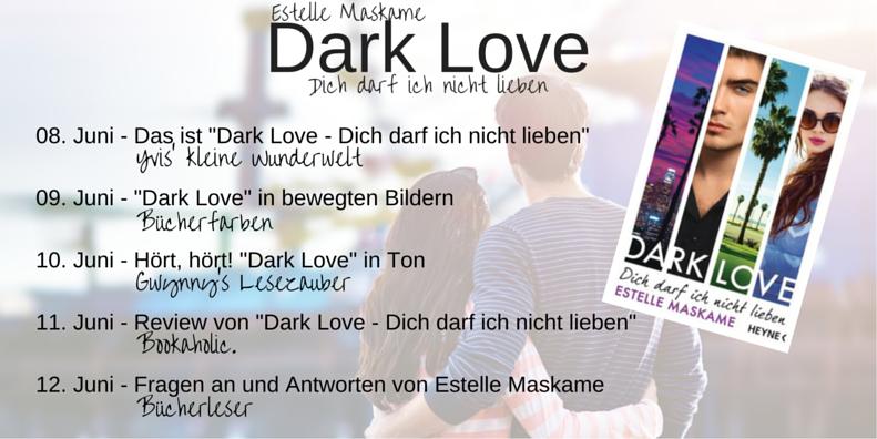 Banner Dark Love