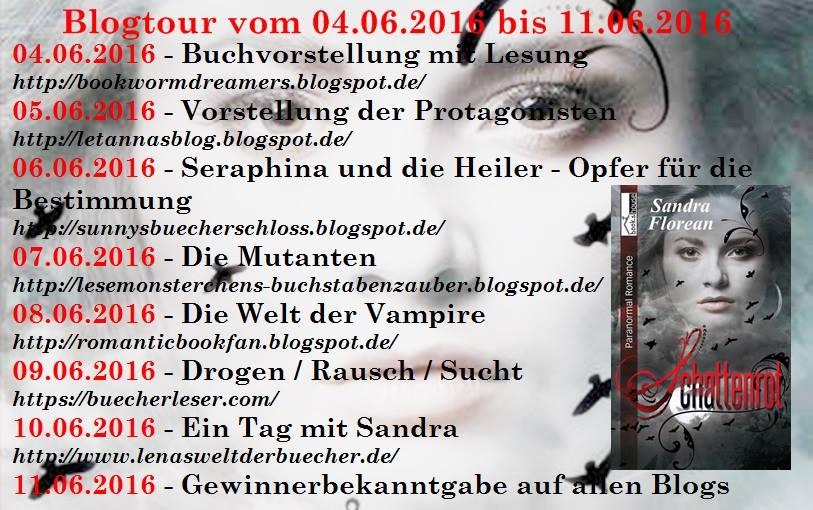 Schattenrot Blogtour