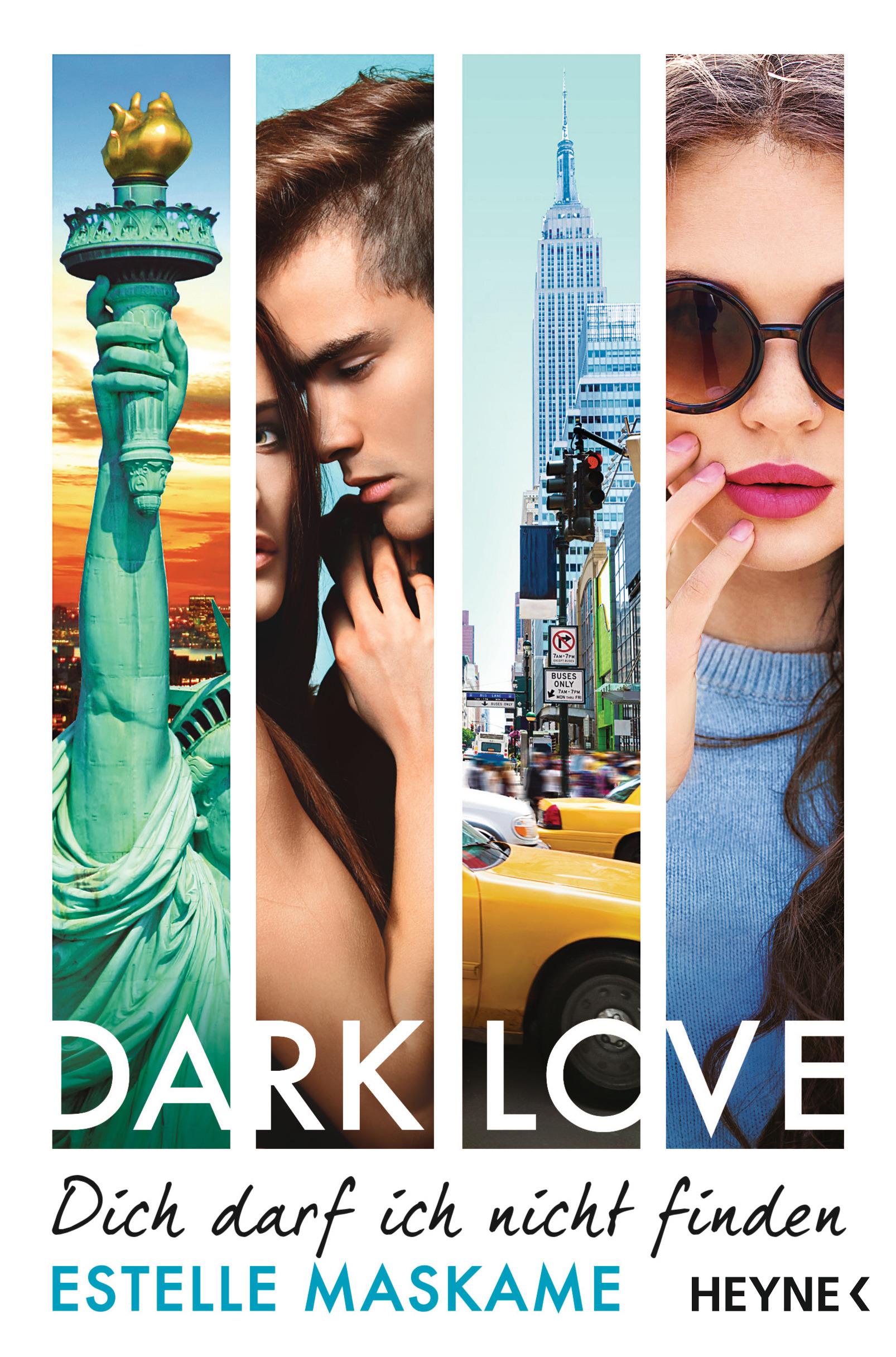 Rezension: »Dark Love 02 - Dich darf ich nicht finden« von