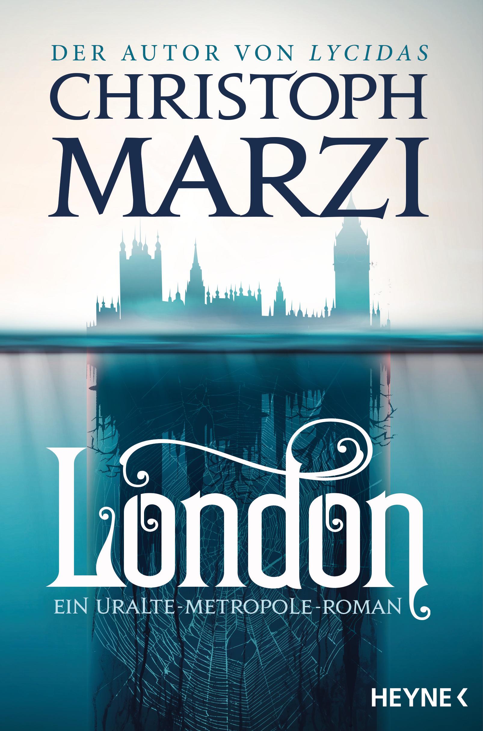 London von Christoph Marzi