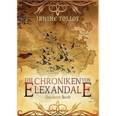 Elexandale Leere Buch Cover
