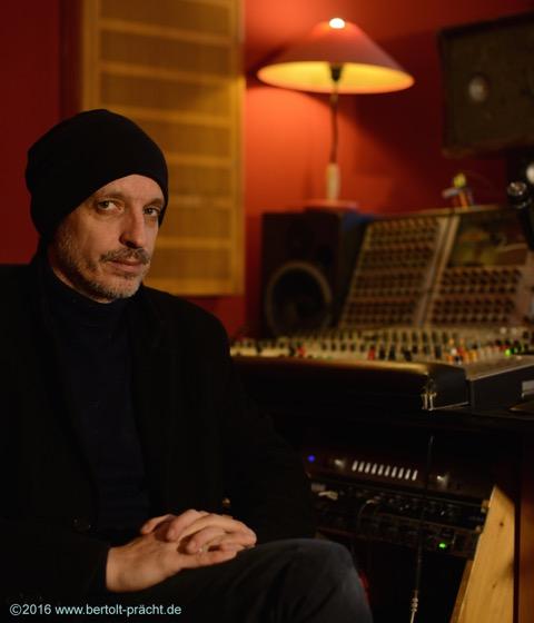 Hörbuchproduzent Ingo Fried