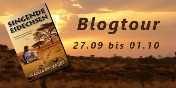 Blogtour singende Eidechse
