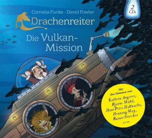Die Drachenreitera Volka Mission Cornelia Funke