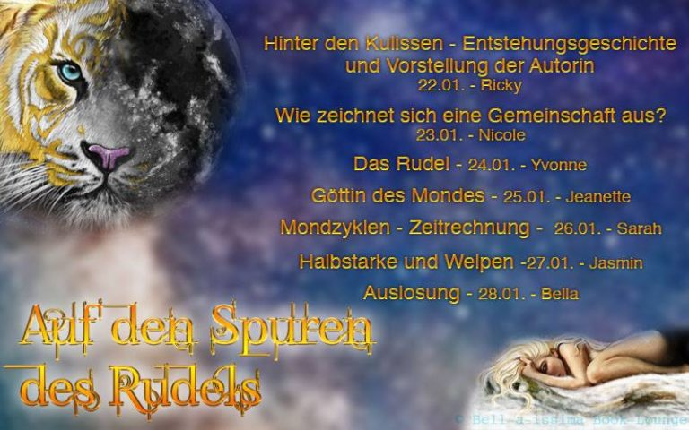 Mondkind Saga Blogtour Calin Noell
