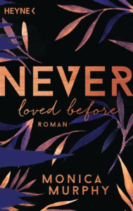 Never Loved Before von Monica Murphy