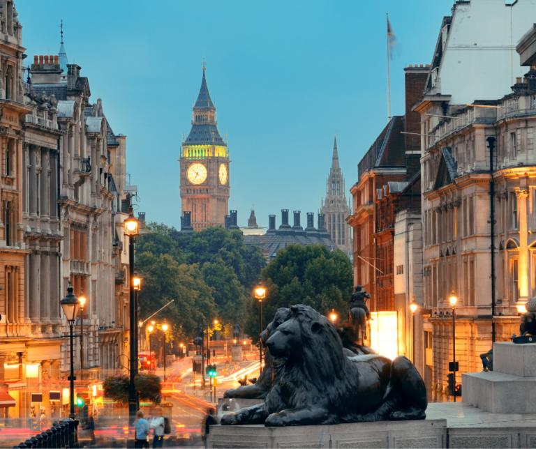 Trafalger Square London
