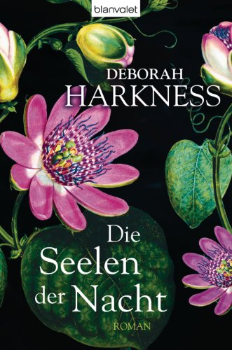 Cover die seelen der Nacht Deborah Harkness