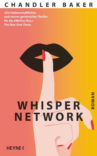 Whisper Network Chandler Baker