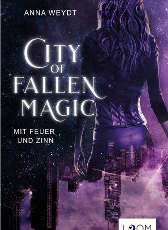 City of Fallen Magic Anna weydt