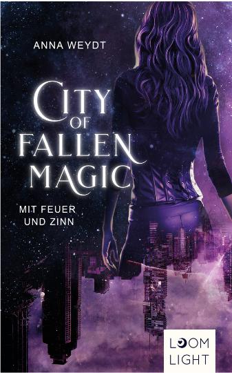 City of Fallen Magic Anna weydt